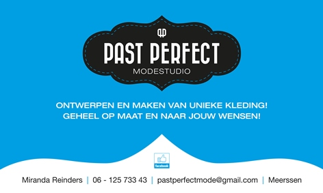 Past Perfect Bondsfeest Remigius 2017 website